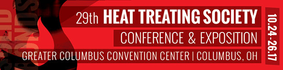 29th Heat Treating Society Conference & Exposition