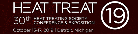 30th Heat Treating Society Conference & Exposition