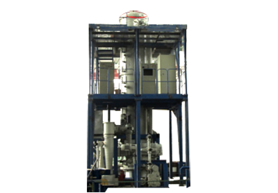 Vacuum Oil Quenching Furnace - Vertical